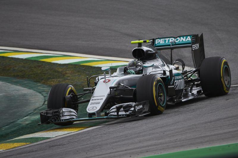 Mercedes-Benz F1 W07: deu o título de 2016 a Nico Rosberg, vencendo 19 das 21 etapas daquele ano - Foto: Divulgação - Foto: Divulgação /Garagem 360/ND