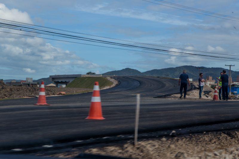 De acordo com o secretário de Estado da Infraestrutura, Carlos Hassler, os proprietários serão chamados para negociar a partir da próxima semana. - Flavio Tin/ND