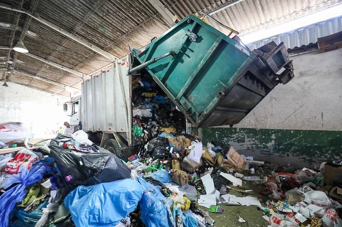 A previsão do Município é gerar uma economia de 50% nos gastos atuais na coleta de lixo – Foto: Divulgação/ND