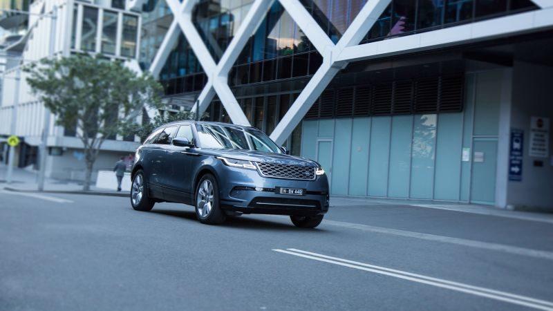 Recall: Land Rover convoca uma unidade do Range Rover Velar por problema relacionado ao motor - Foto: Divulgação