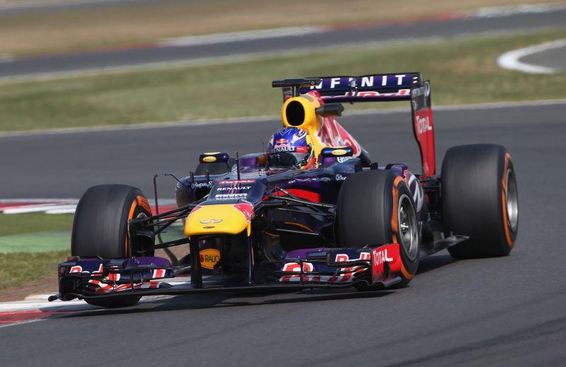 Red Bull RB9: deu a Vettel seu tetracampeonato consecutivo, vencendo 13 das 19 etapas de 2013 - Foto: Divulgação - Foto: Divulgação/Garagem 360/ND