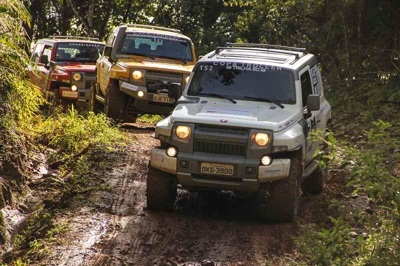 A brasileira Troller faz parte da Ford há cerca de 10 anos - Foto: Divulgação - Foto: Divulgação /Garagem 360/ND
