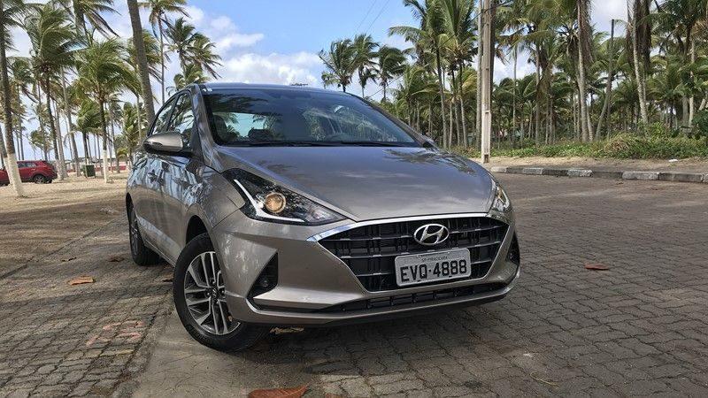 Andamos: Novo Hyundai HB20 melhora dirigibilidade e evolui com o novo motor turbo - Foto: Leo Alves/Garagem360