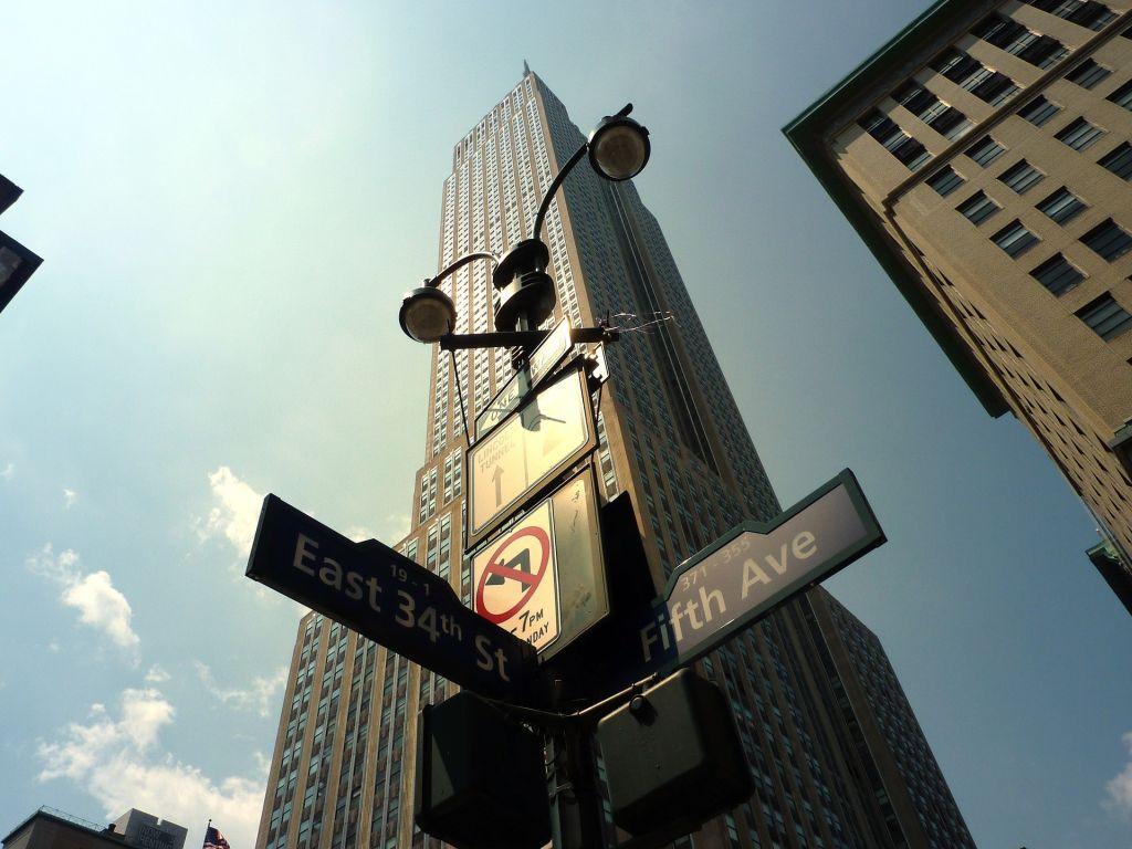 5ª Avenida, Nova York, Estados Unidos - Pixabay - Pixabay /Rota de Férias/ND