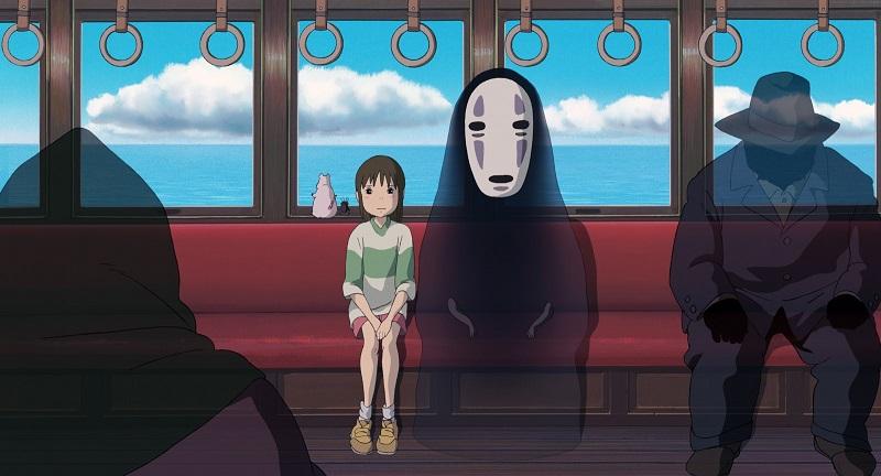 Melhores filmes de animação, de acordo com o IMDb. 1. A Viagem de Chihiro (2001) – Nota 8,6 - Crédito: Divulgação/33Giga/ND