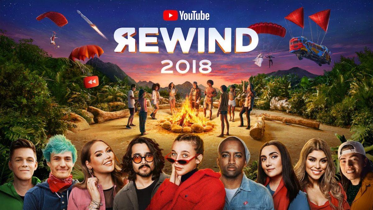Vídeos mais odiados do YouTube: 1. YouTube – YouTube Rewind 2018: Everyone Controls Rewind (http://bit.ly/2m99v4V): 16 milhões de dislikes - Crédito: Reprodução YouTube/33Giga/ND