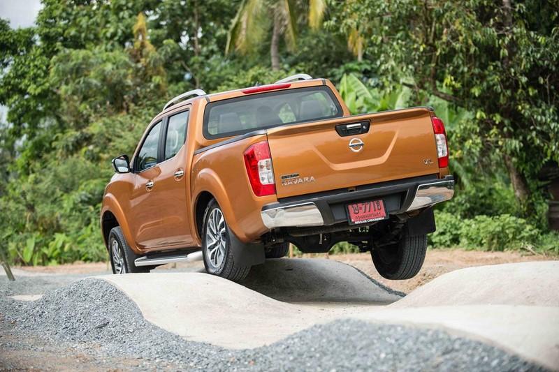 10. Nissan Navara - Divulgação - Divulgação/Garagem 360/ND