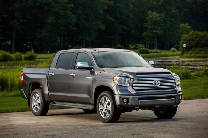 11. Toyota Tundra - - Divulgação - Divulgação/Garagem 360/ND