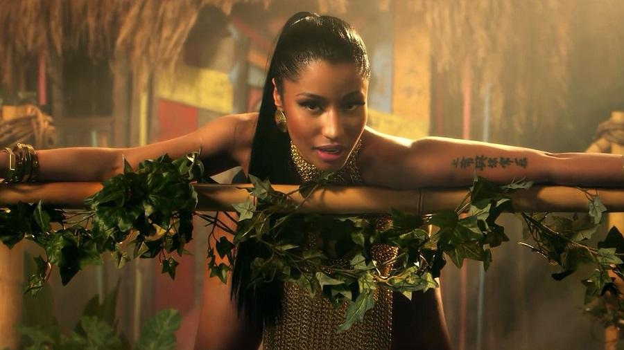 20. Nicki Minaj – Anaconda (http://bit.ly/2GgPBeH): 1,6 milhão de dislikes - Crédito: Reprodução YouTube/33Giga/ND