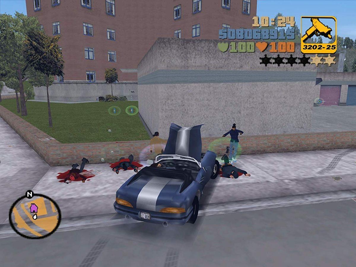 12. Grand Theft Auto III (2001) – Nota 97 - Crédito: Divulgação/33Giga/ND