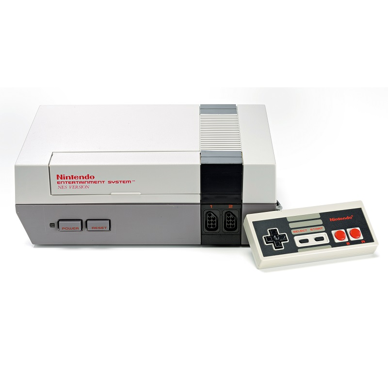 12. Nintendo Entertainment System (NES) – 61 milhões de unidades vendidas - Crédito: Divulgação/33Giga/ND