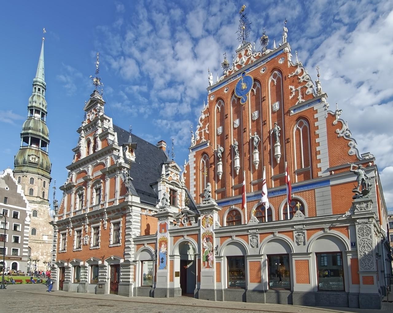 Riga, Letônia - Pixabay - Pixabay/Rota de Férias/ND