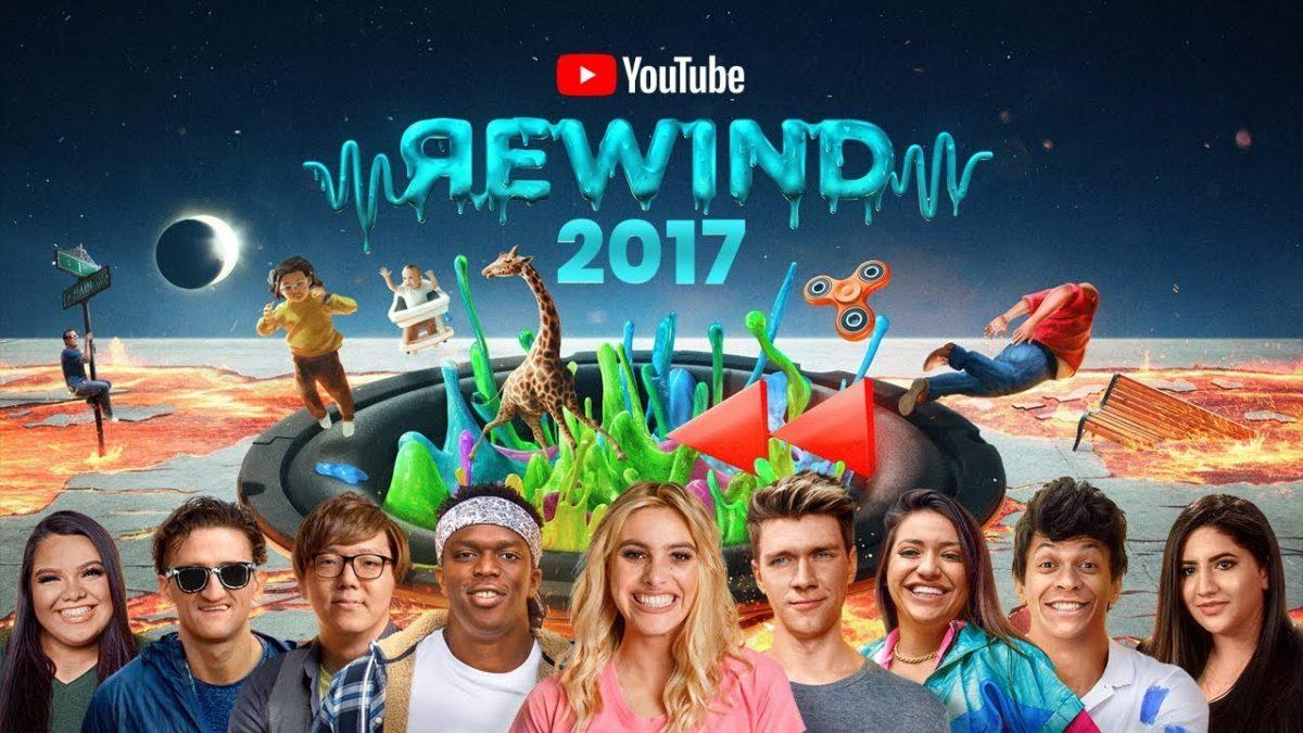 15. YouTube – YouTube Rewind: The Shape of 2017 (http://bit.ly/2kscepB): 2,2 milhões de dislikes - Crédito: Reprodução YouTube/33Giga/ND