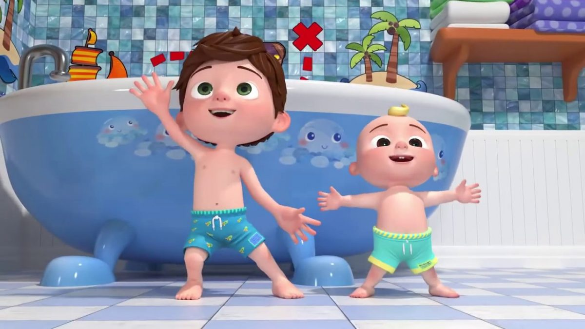 13. CoCoMelon – Bath Song (http://bit.ly/2k8dT3g): 2,4 milhões de dislikes - Crédito: Reprodução YouTube/33Giga/ND