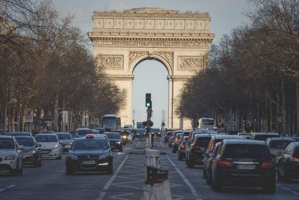 Champs-Élysées, Paris, França - Pixabay - Pixabay /Rota de Férias/ND