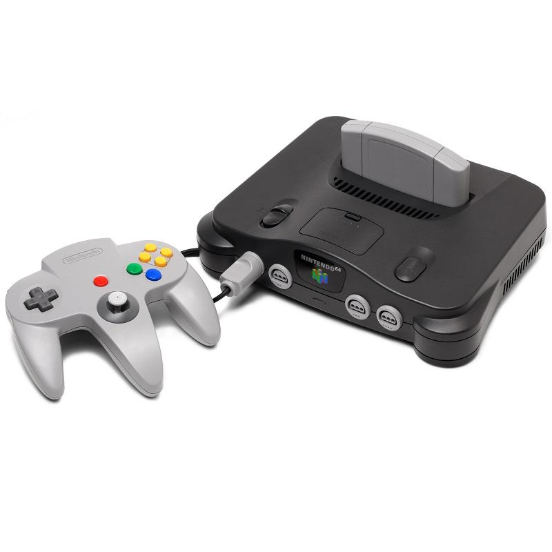 16. Nintendo 64 – 32 milhões de unidades vendidas - Crédito: Divulgação/33Giga/ND