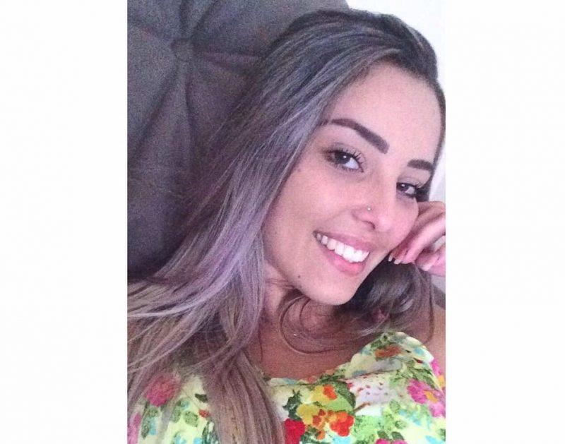 Gabriella foi morta com um tiro no peito em Joinville – Foto: Redes Sociais
