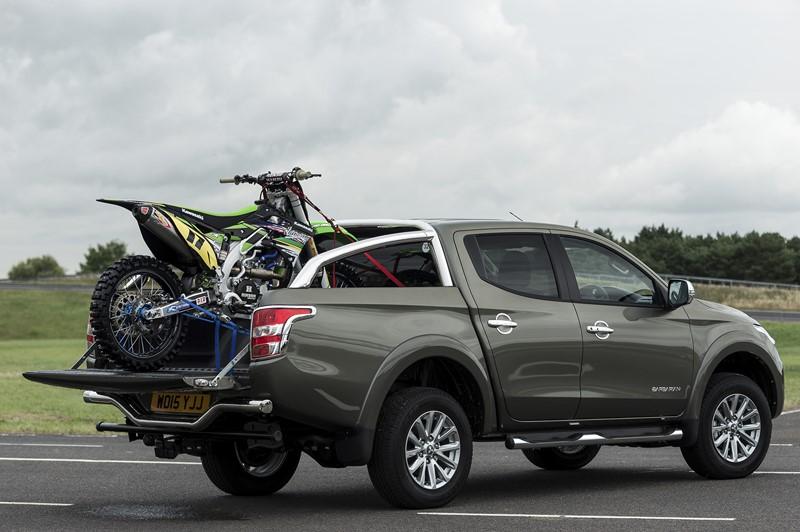 14. Mitsubishi Triton - Divulgação - Divulgação/Garagem 360/ND