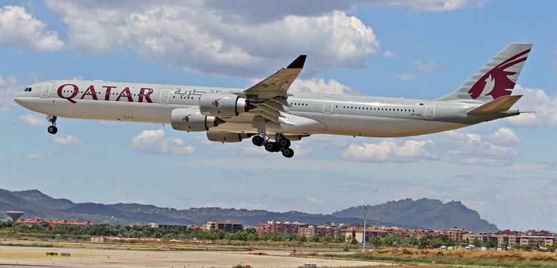 1. Qatar Airways - vic_206 on VisualHunt / CC BY-NC-ND - vic_206 on VisualHunt / CC BY-NC-ND/Rota de Férias/ND