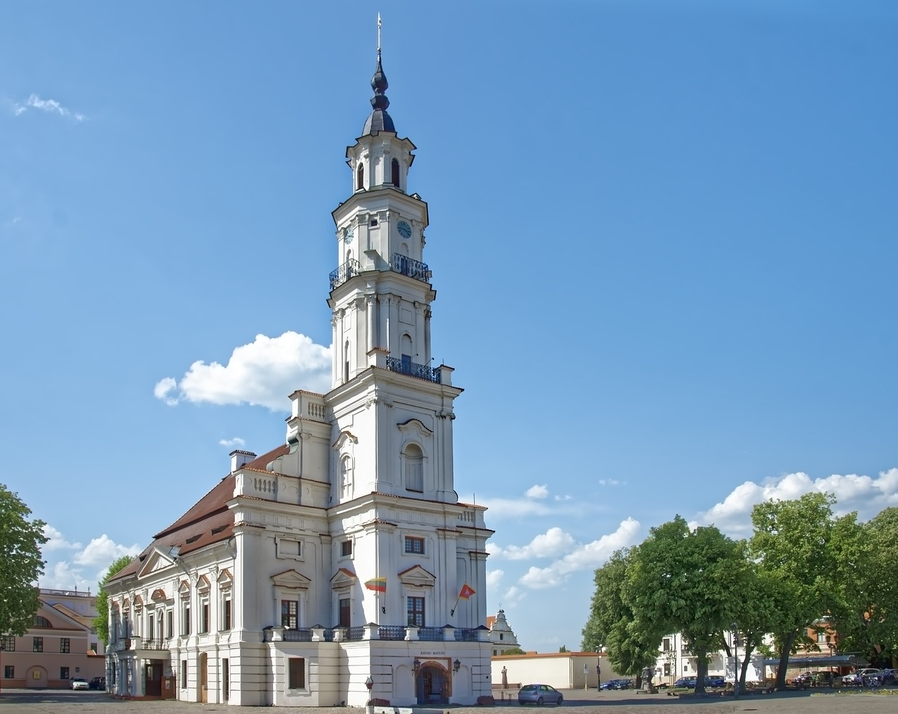 Kaunas, Lituânia - Pixabay - Pixabay/Rota de Férias/ND