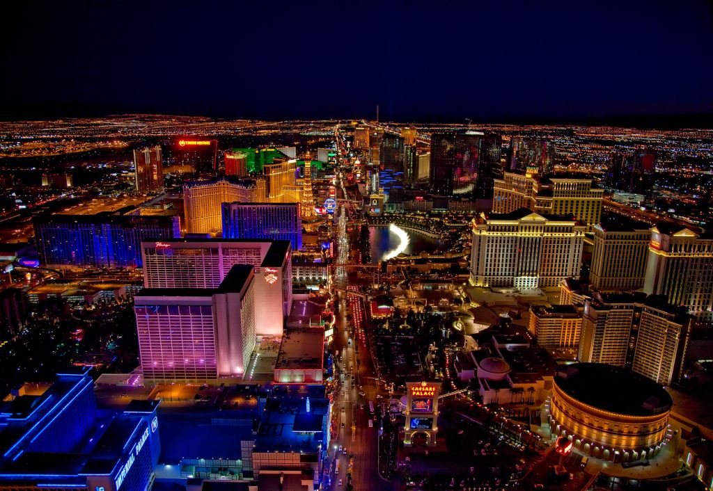 Las Vegas Strip, Nevada, Estados Unidos - Pixabay - Pixabay /Rota de Férias/ND