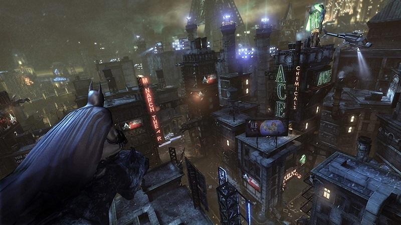 21. Batman: Arkham City (2011) – Nota 96 - Crédito: Divulgação/33Giga/ND
