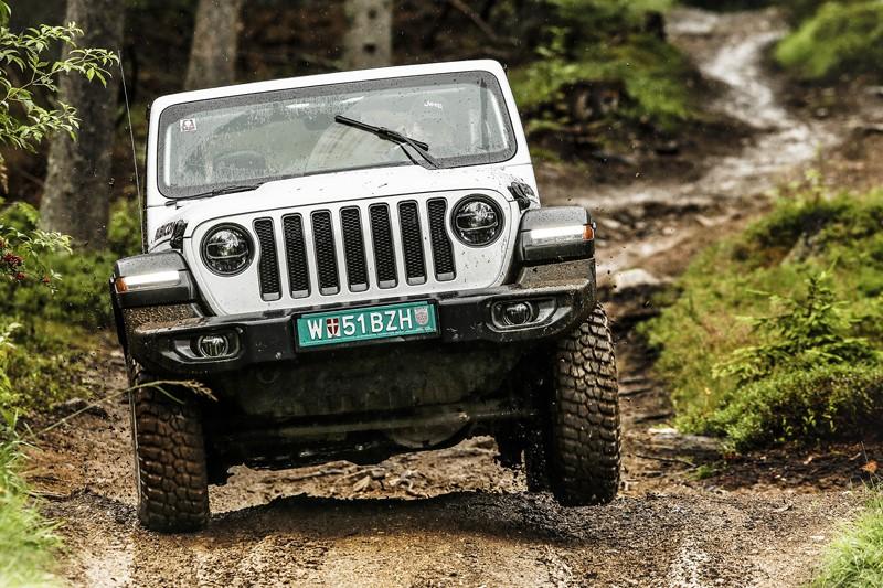 22. Jeep Wrangler - Foto: Divulgação - Foto: Divulgação/Garagem 360/ND