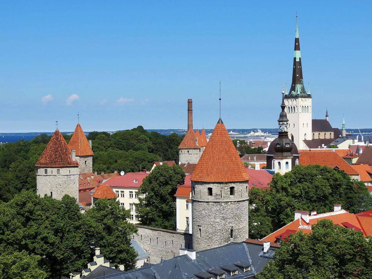 Tallinn, Estônia - Pixabay - Pixabay/Rota de Férias/ND