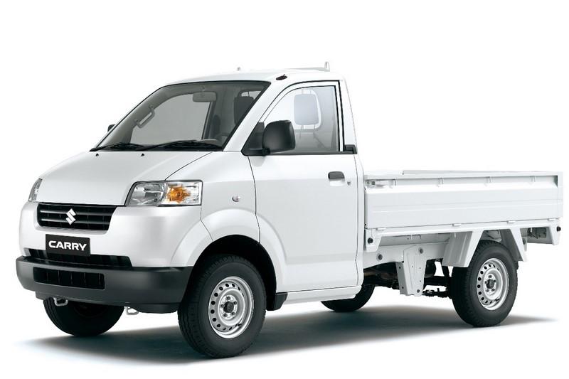 21. Suzuki Carry Pick Up - Divulgação - Divulgação/Garagem 360/ND