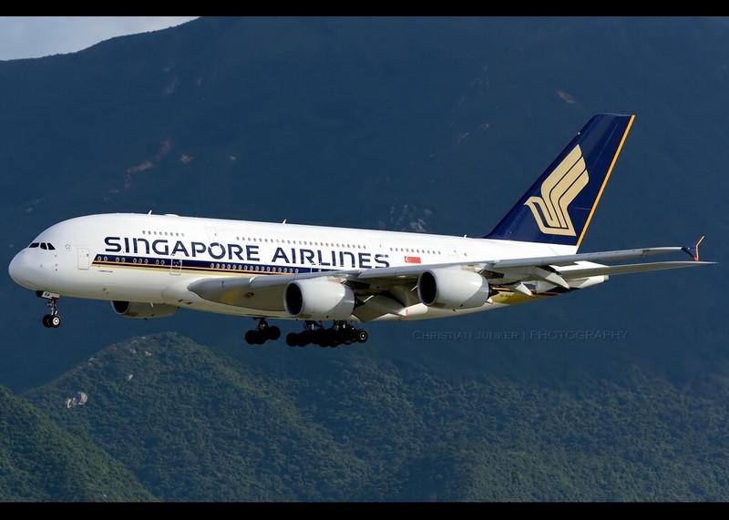 2. Singapore Airlines - Christian Junker - Christian Junker /Rota de Férias/ND