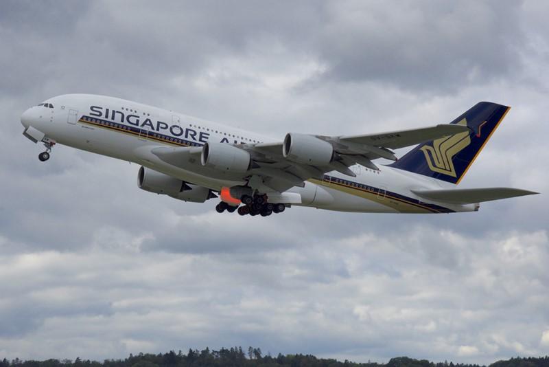 2. Singapore Airlines - Aero Icarus on Visual hunt / CC BY-NC-SA - Aero Icarus on Visual hunt / CC BY-NC-SA/Rota de Férias/ND
