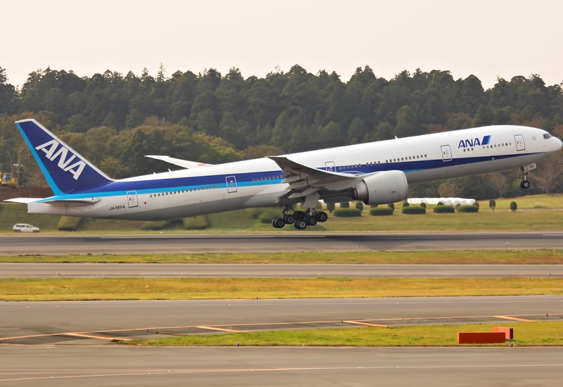 3. ANA (All Nippon Airways) - lkarasawa on VisualHunt.com / CC BY - lkarasawa on VisualHunt.com / CC BY/Rota de Férias/ND