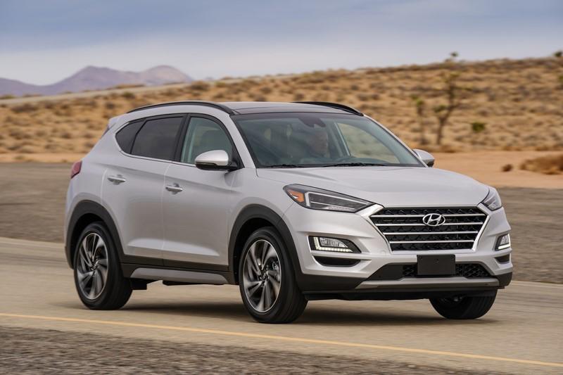 4. Hyundai Tucson - Foto: Divulgação - Foto: Divulgação/Garagem 360/ND