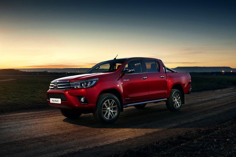 4. Toyota Hilux - Divulgação - Divulgação/Garagem 360/ND