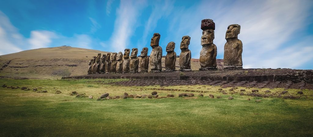 Ilha de Páscoa, Chile - Pixabay - Pixabay /Rota de Férias/ND