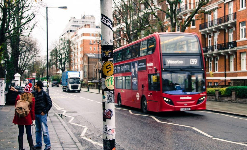 Abbey Road, Londres, Inglaterra - Pixabay - Pixabay /Rota de Férias/ND