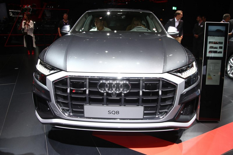 Audi SQ8 - Foto: Divulgação/Newspress - Foto: Divulgação/Newspress/Garagem 360/ND