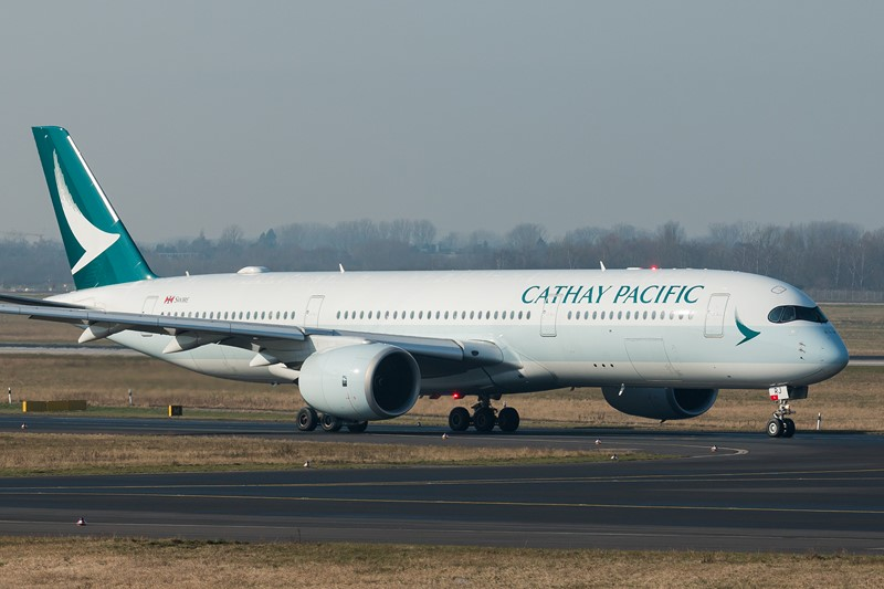 4. Cathay Pacific Airways - Benedikt Lang on Visualhunt / CC BY-ND - Benedikt Lang on Visualhunt / CC BY-ND /Rota de Férias/ND