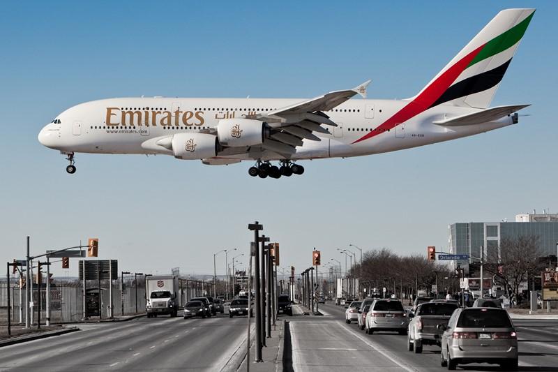 5. Emirates - uLightMe on Visual hunt / CC BY-NC-SA - uLightMe on Visual hunt / CC BY-NC-SA/Rota de Férias/ND