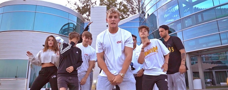 3. Jake Paul feat. Team 10 – Its Everyday Bro (http://bit.ly/2m17dED): 4,4 milhões de dislikes - Crédito: Reprodução YouTube /33Giga/ND