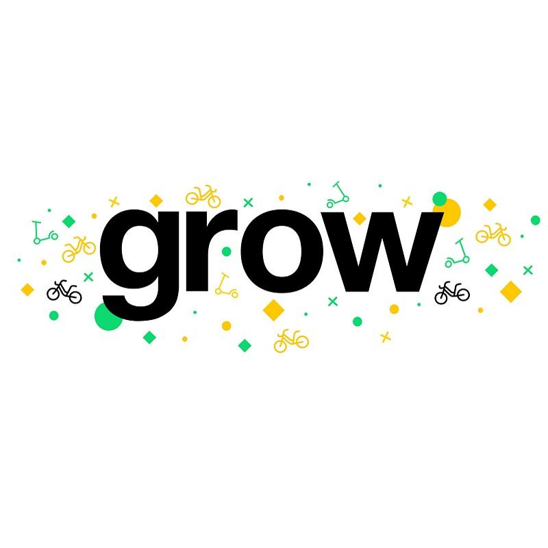 7. Grow Mobility (http://bit.ly/2lE2TeA) - Crédito: Reprodução Internet/33Giga/ND