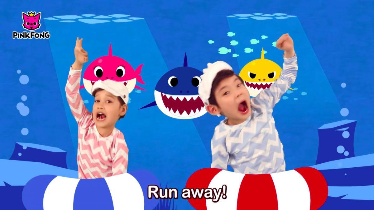 7. Pinkfong – Baby Shark Dance (http://bit.ly/2F58rGe): 3,7 milhões de dislikes - Crédito: Reprodução YouTube/33Giga/ND