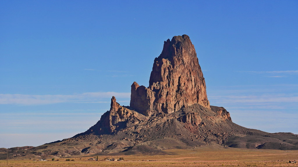 Shiprock – EUA - jpkrone on VisualHunt / CC BY-NC-ND - jpkrone on VisualHunt / CC BY-NC-ND /Rota de Férias/ND