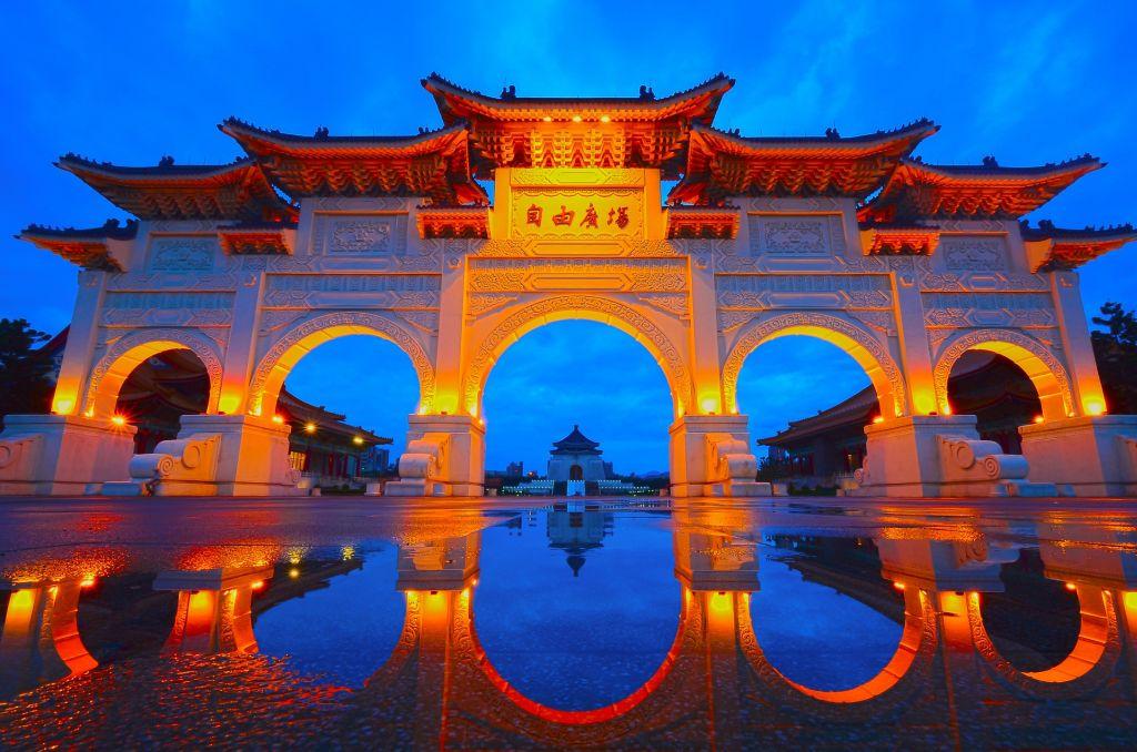 8. Taiwan - 76% alegaram facilidade em fazer novos amigos, 63% revelaram facilidade em fazer amigos locais e 86% estão felizes com a vida em geral - Pixabay - Pixabay /Rota de Férias/ND