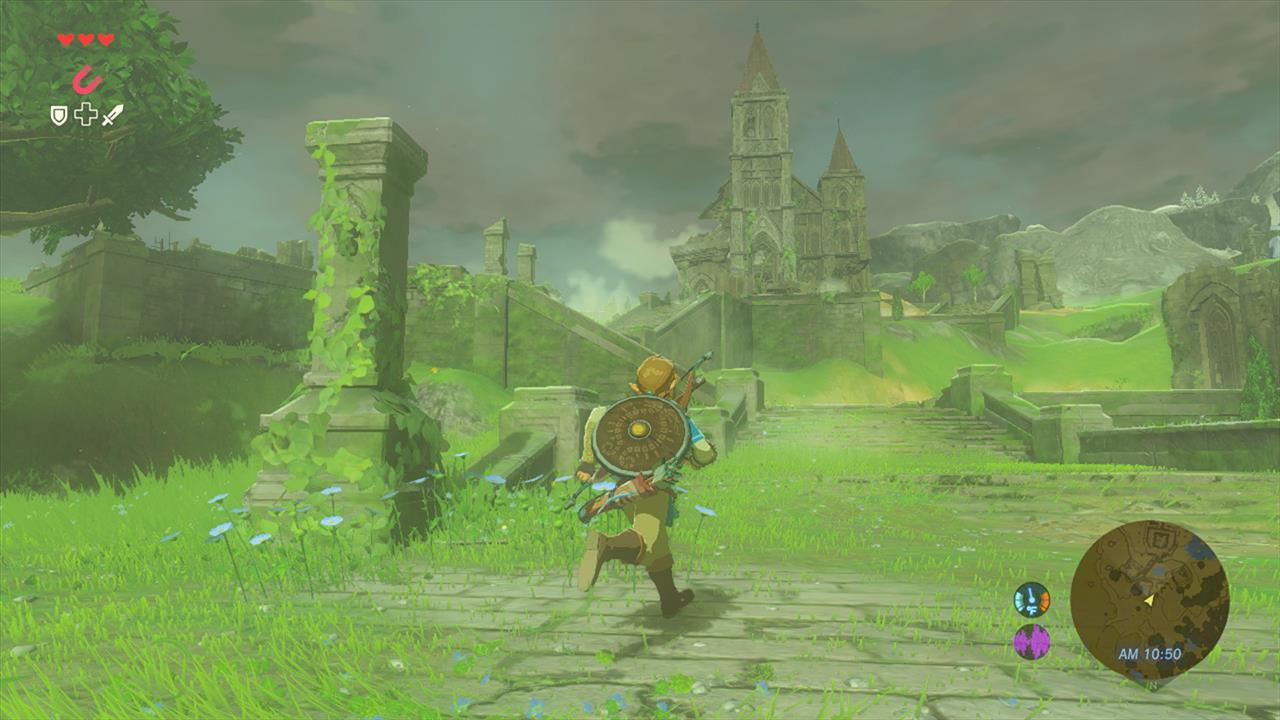 8. The Legend of Zelda: Breath of the Wild (2017) – Nota 97 - Crédito: Divulgação/33Giga/ND