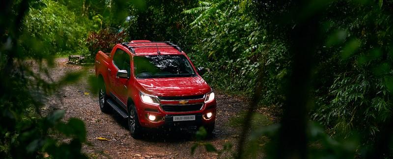 9. Chevrolet Colorado - Divulgação - Divulgação/Garagem 360/ND