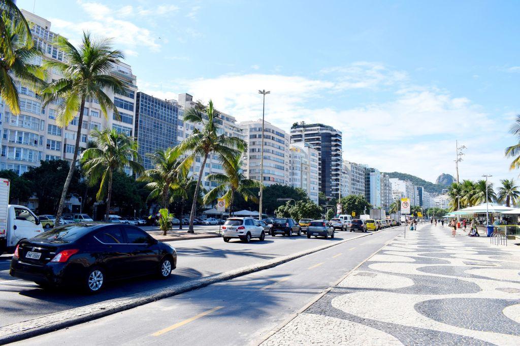 Avenida Atlântica, Rio de Janeiro, Brasil - Pixabay - Pixabay /Rota de Férias/ND