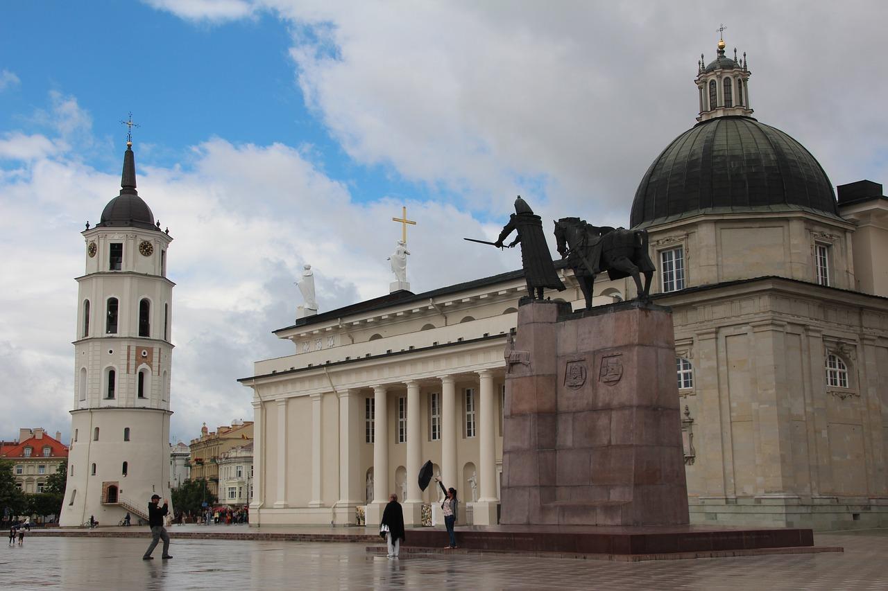 Vilnius, Lituânia - Pixabay - Pixabay/Rota de Férias/ND