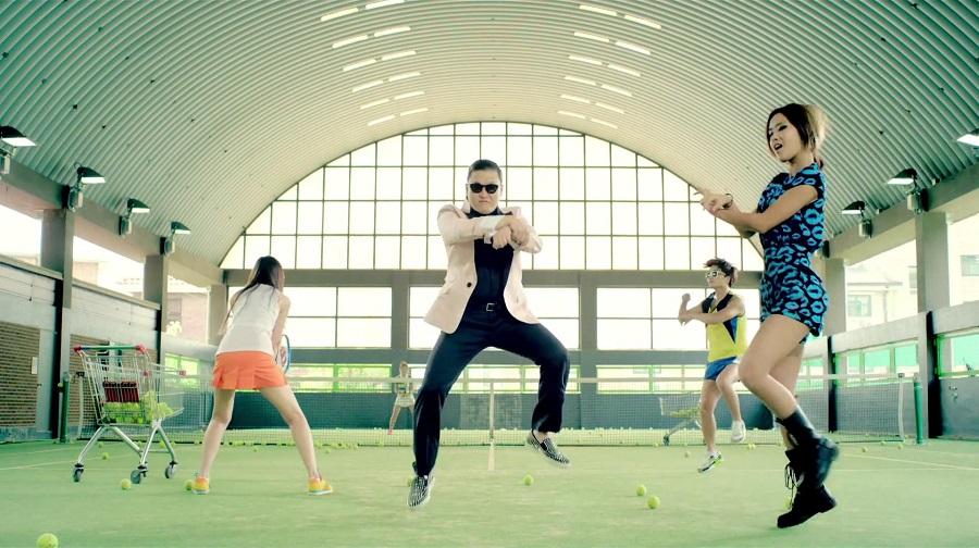 16. Psy – Gangnam Style (http://bit.ly/2TEOOgd): 2,2 milhões de dislikes - Crédito: Reprodução YouTube/33Giga/ND