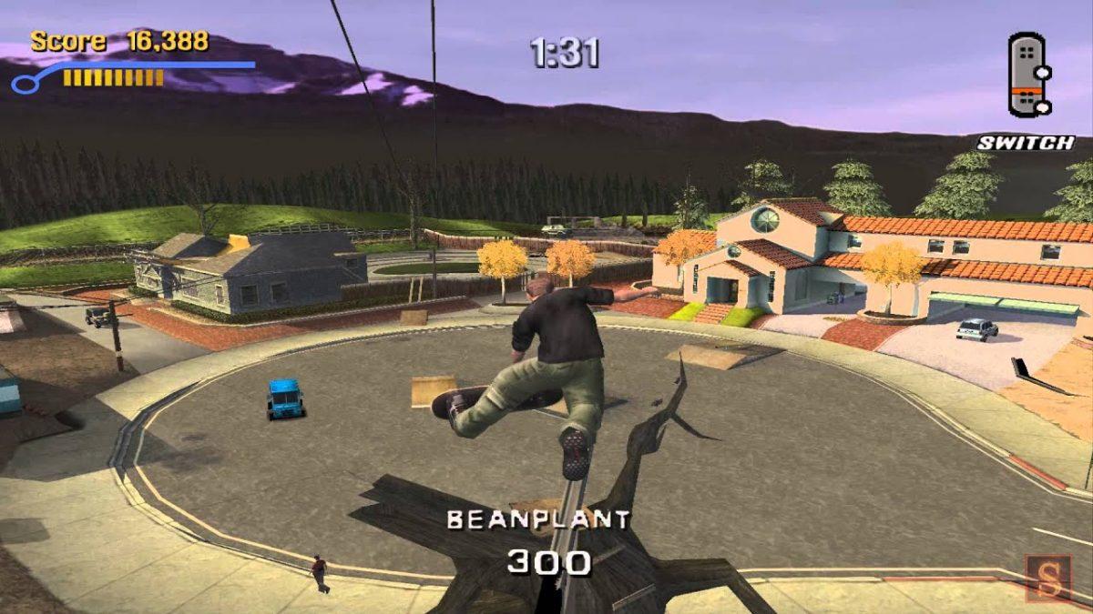 9. Tony Hawks Pro Skater 3 (2001) – Nota 97 - Crédito: Divulgação/33Giga/ND